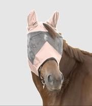Maska proti hmyzu Premium UV ochrana Cob růžová