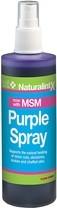 Purple spray s Aloe Vera a MSM na hojení ran NAF 240 ml