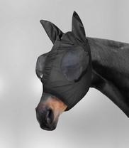 Maska proti hmyzu Puck Full černá