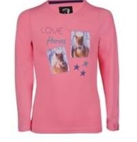 Tričko Horka Pony  vel. 128 růžová