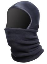 Kukla nylon/flees černá uni