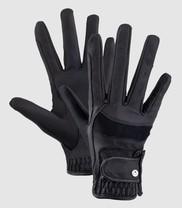 Rukavice MAGNETIZE RIDING XL černé