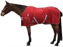 Deka nepromokavá s fleecem 1680D,41405 fialová
