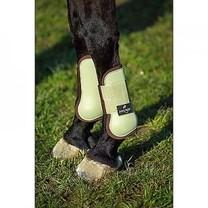 Chrániče NORTON Pony, černá, Barva bílá