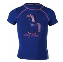 Triko dětské Jolly Horse modré