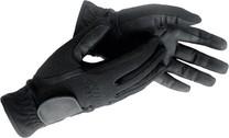 Rukavice jezdecké HKM Thermo zimní černé   , Velikost XS