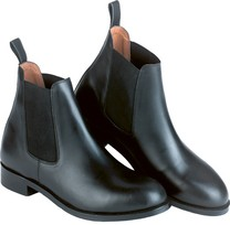 Boty perka přetahovací KenTaur 10121: černá