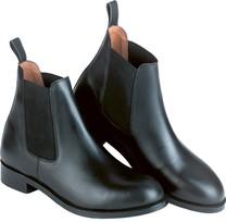 Boty perka přetahovací KenTaur 10121: černá, Velikost 39