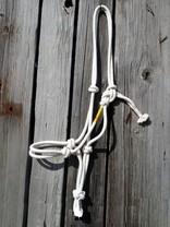 Ohlávka provazová bavlněná BANG , Velikost 2