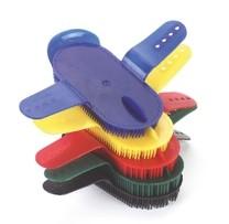 Hřbílko PICADOR masážní plastové fialové