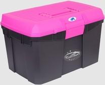 Box na čištění KenTaur růžová/šedá