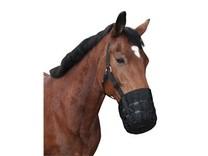 Náhubek pro koně nylonový , Velikost Cob