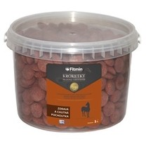 Fitmin horse KROKETKY med+biotin 1 kg