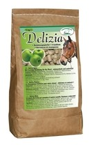 Pochoutka pro koně Delizia jablko 1 kg