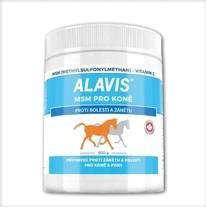 ALAVIS MSM pro koně 600 g + vitamin C