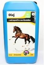 Ostropestřcový olej pro koně IREL, Balení 5 lt