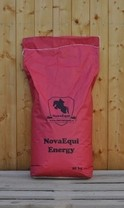 NovaEqui Energy 20 kg (müsli pro koně)