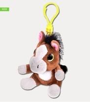 Přívěšek plyšový kůň