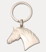 Klíčenka 3-D kůň