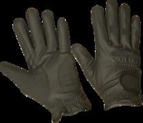 Rukavice jezdecké zimní Horka Serino, Velikost M