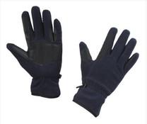 Rukavice jezdecké COVALLIERO fleecové černé