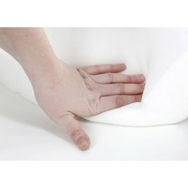 Zdravotní matrace pro psy z paměťové pěny, oválná, 72 x 52 x 8 cm