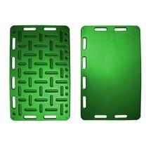 Zábrana dělící a naháněcí Strong 120 x 74 cm, zelená
