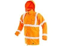 Pánská reflexní bunda CAMBRIDGE, oranžová