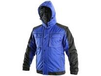 Pánská zimní bunda IRVINE, modro-černá