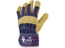 Kombinované rukavice ZORO, vel. 12