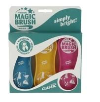 Kartáč plastový na čištění MagicBrush set-3 kusy Salt and Pepper