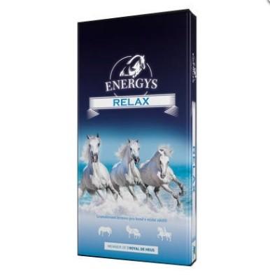Energys Relax 25 kg (pro koně-granule)