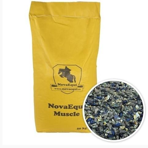 NovaEqui Muscle 20 kg (müsli pro koně)