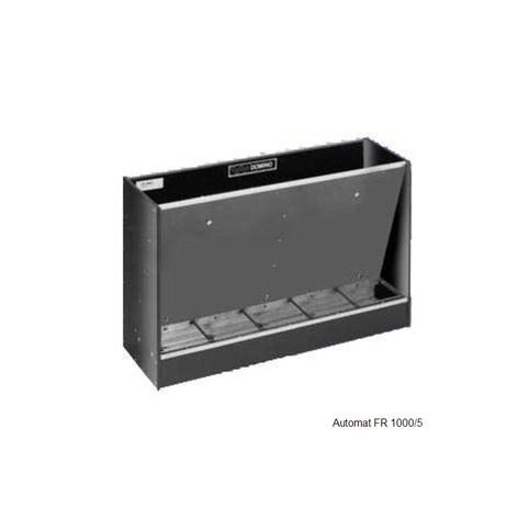 Automatické krmítko, samokrmítko pro prasata Domino, 95 l / 67 kg pro 25 prasat