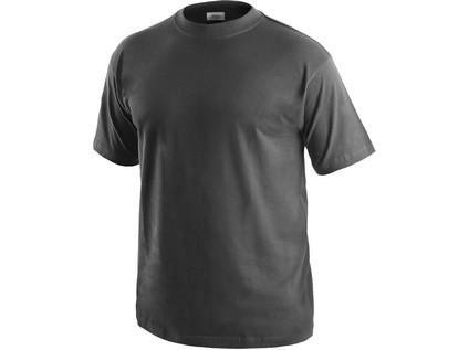 Tričko s krátkým rukávem DANIEL, zinkové