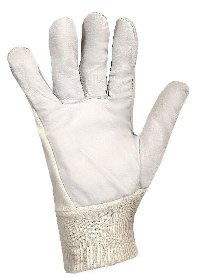 Rukavice Tale  s lícovou kůží v dlani  e0df48075b
